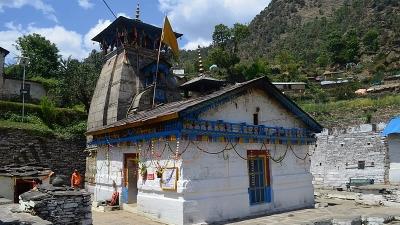 त्रियुग नारायण मंदिर