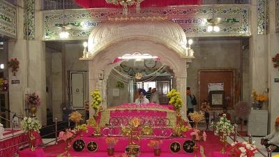 ಡೇರಾ ಬಾಬಾ ಭರ್ಬಾಗ್ ಸಿಂಗ್ ಗುರುದ್ವಾರ
