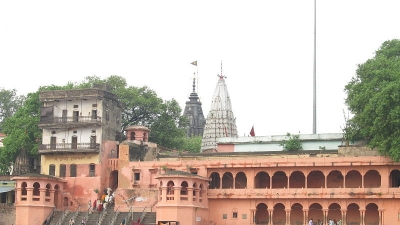 വിഷ്ണുപദ് ക്ഷേത്രം