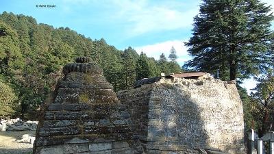 बिनसर महादेव मंदिर