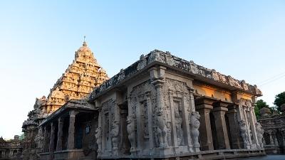 കൈലാസ നാഥര് ഗുഹാക്ഷേത്രം