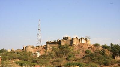 அமர்கர் கோட்டை