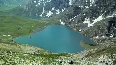 कृष्णासर झील