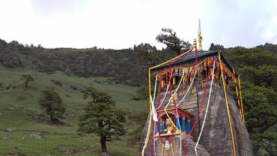 ಮದ್ ಮಹೇಶ್ವರ ದೇವಾಲಯ