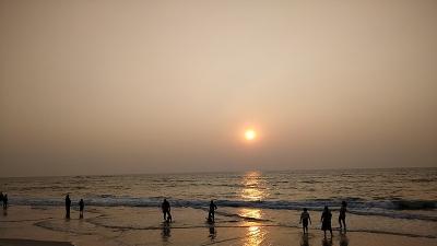तन्नीरभावी समुद्र तट