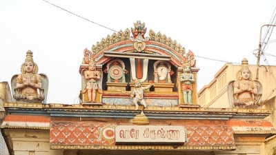मनासेवल नवानीथ्थकृष्ण मंदिर
