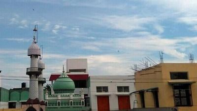 शाहजहाँ की मस्जिद