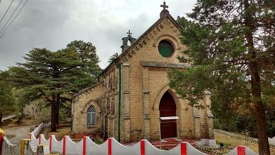 सेंट जॉन चर्च