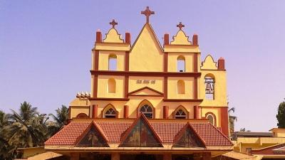 सेंट जेम्स चर्च