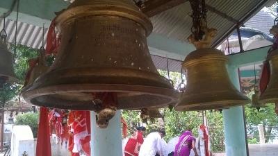 घनसेरा देवी मंदिर