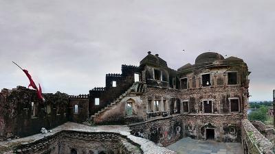 சைதுர்கர் கோட்டை
