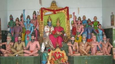 శ్రీ బాల త్రిపుర సుందరి ఆలయం