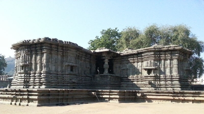Thousand Pillared Temple