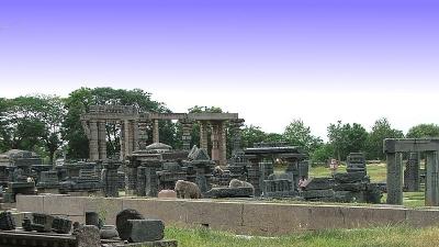 ವಾರಂಗಲ್ ಕೋಟೆ