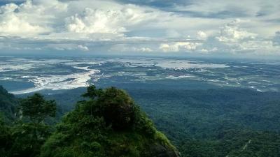 ஷில்லாங் மலை உச்சி