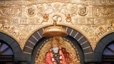 शिरडी साई बाबा मंदिर