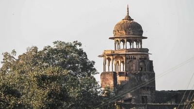 बजरंगगढ़ किला