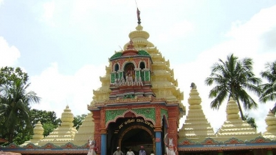 मुर्गामहादेव मंदिर