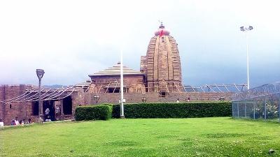 मुक्तेश्वर मंदिर