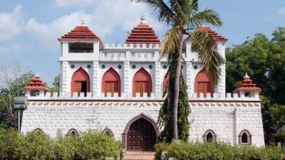 கட்டபொம்மன் நினைவுக் கோட்டை