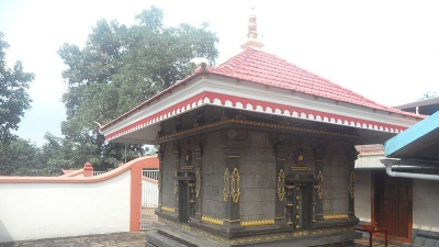 പുത്തന്കാവില് ഭഗവതി ക്ഷേത്രം