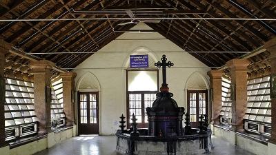 மர் தோமா சன்னதி