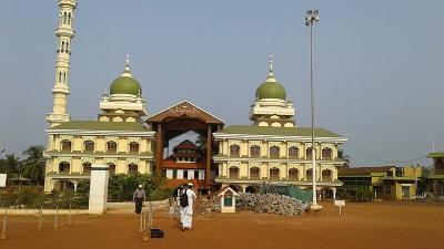மாலிக் தீனர் மசூதி