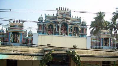 వెక్కలియమ్మన్ ఆలయం
