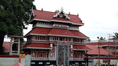परमेकवु भगवती मंदिर