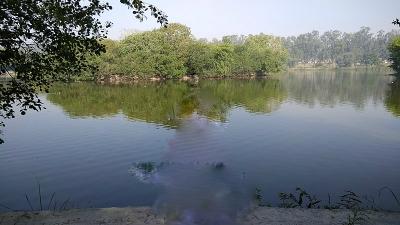 तिलयार झील