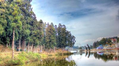 भिंडावास झील