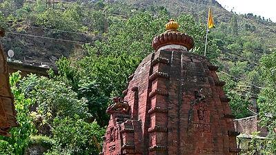 चंदौसी - शनिदेव मंदिर