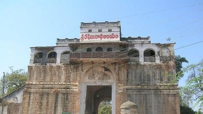 ನಿಜಾಮಾಬಾದ್ ಕೋಟೆ