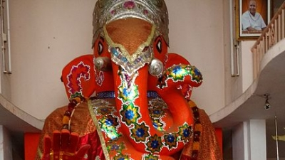 ಬಡಾ ಗಣಪತಿ ದೇವಾಲಯ