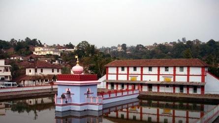 ஒம்காரேஸ்வரா கோயில்