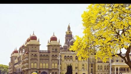 मैसूर महल