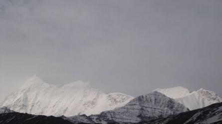 त्रिशूल पर्वत