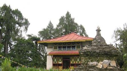 दुब्दी मठ
