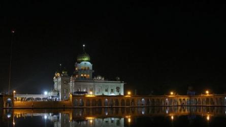 గురుద్వారా బంగ్లా సాహిబ్