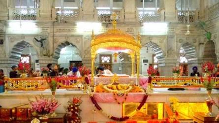 குருத்வாரா சீஸ் கஞ்ச் சாஹீப்