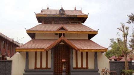 श्री उत्तरा गुरुवायुरप्पन मंदिर