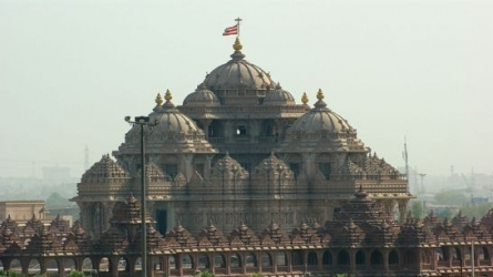 சுவாமிநாராயண் அக்ஷர்தாம் கோயில்