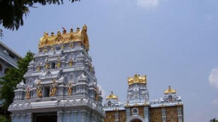 ఇస్కాన్ కృష్ణుడి ఆలయం
