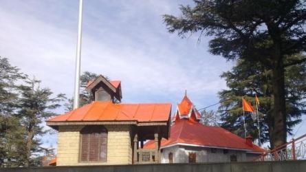 ജാക്കു ക്ഷേത്രം