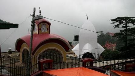 കാളി ബാരി ക്ഷേത്രം