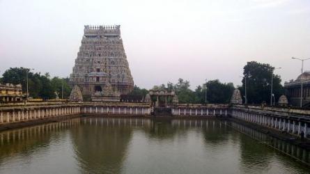 थिलाई नटराजर मंदिर