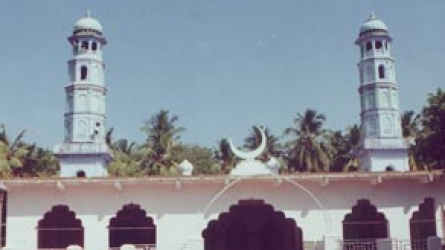Begambur Big Mosque