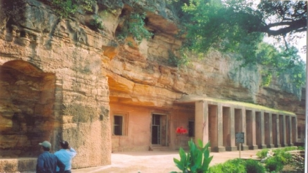 Bagh Caves