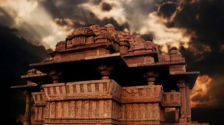 सास – बहु मंदिर