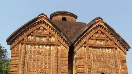 ஜோர்பங்கலா கோவில், கேஷ்டோ ராய்